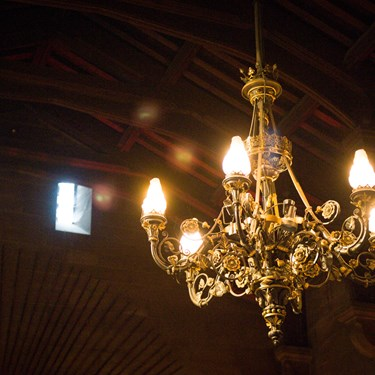 Great Hall Chandelier (1)